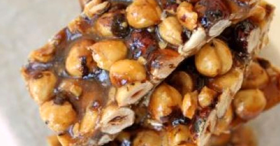 Croccante di nocciole - Hazelnut crunch