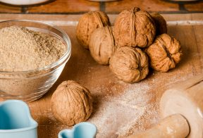 Farina di noci vendita online - Walnut flour for sale