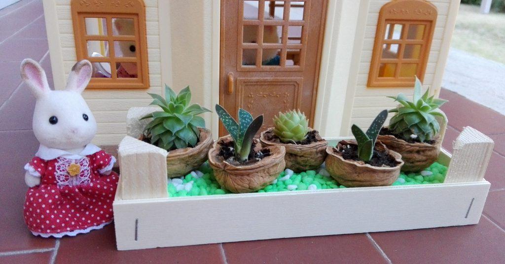 Un giardino in miniatura agricorti - Giardino in miniatura ...